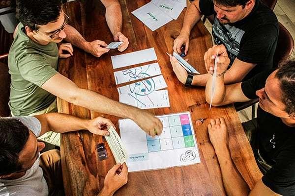 Wallstreet Discussion als Teambuilding Idee
