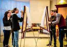 Teambuilding mit Workshop in Augsburg