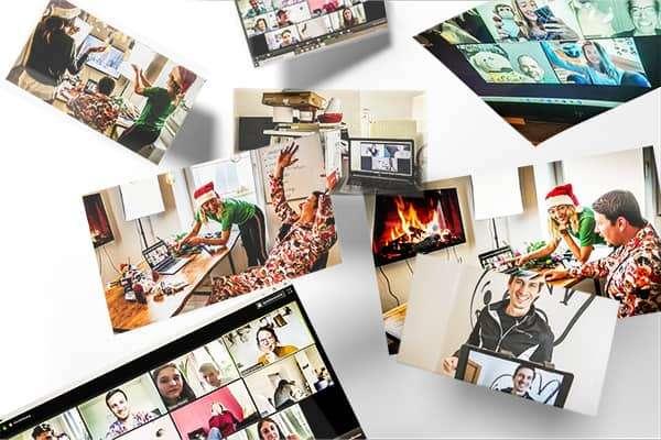 Brandaktuell: Virtuelle Weihnachtsfeier Ideen 2020