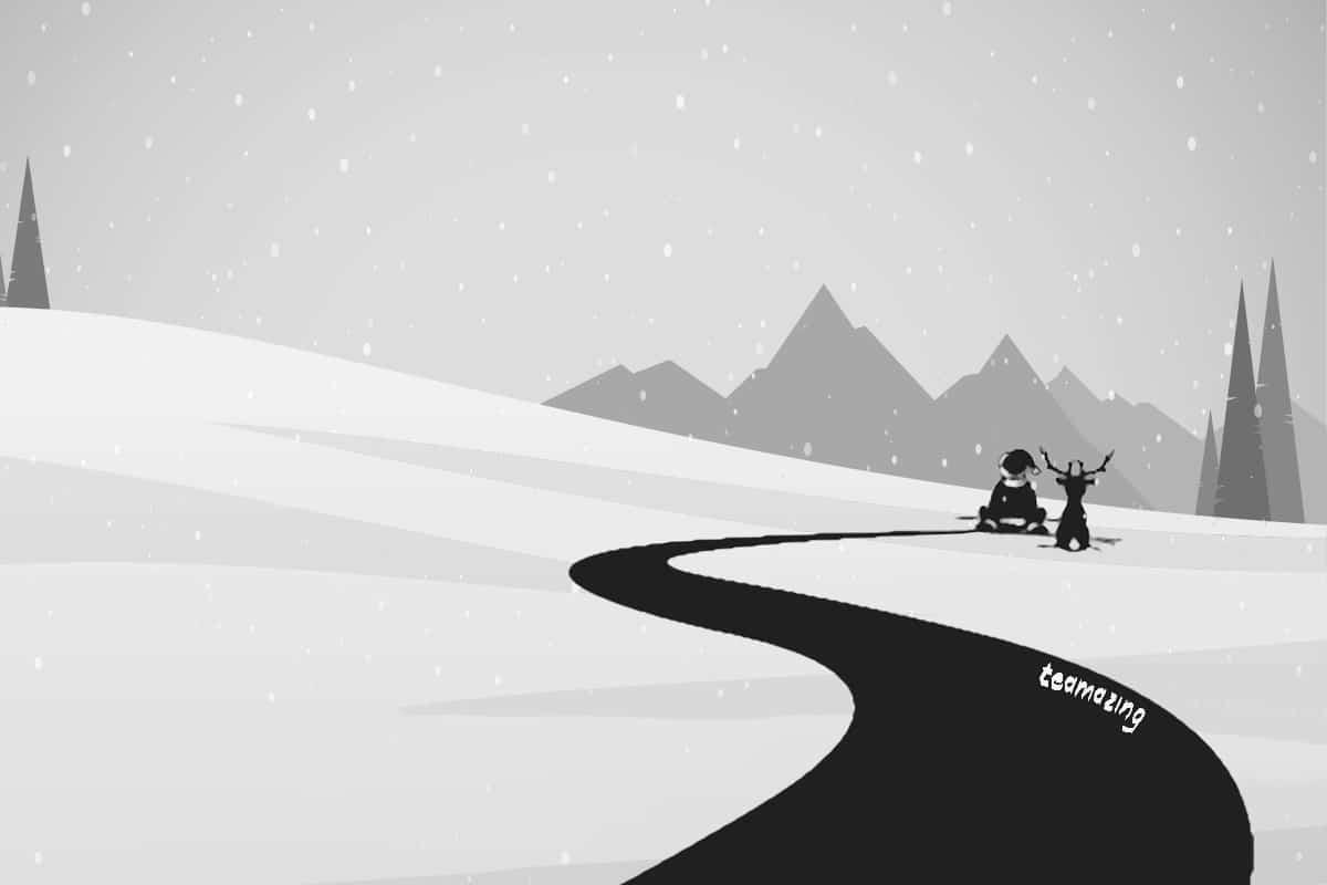 Der Weg zu den Virtuellen Weihnachtsfeiern
