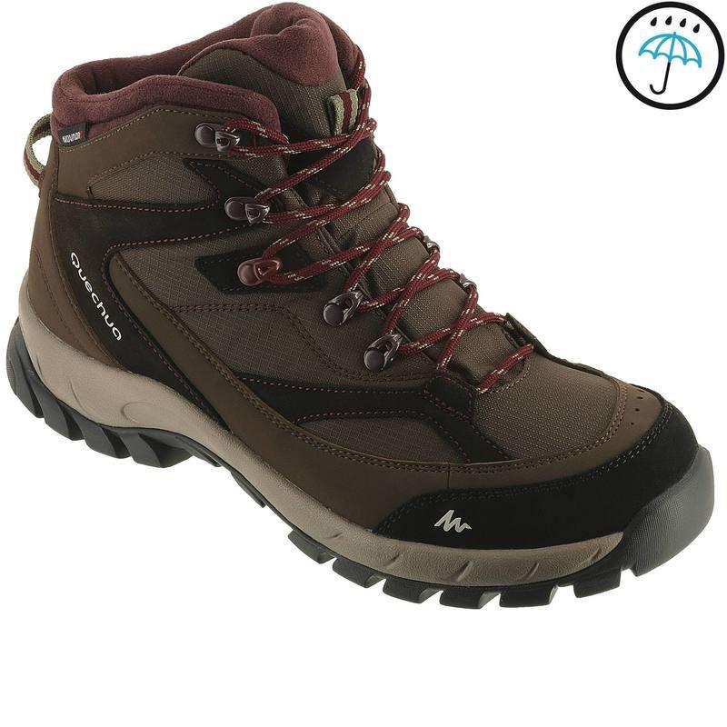 Chaussures Forclaz 100 hautes