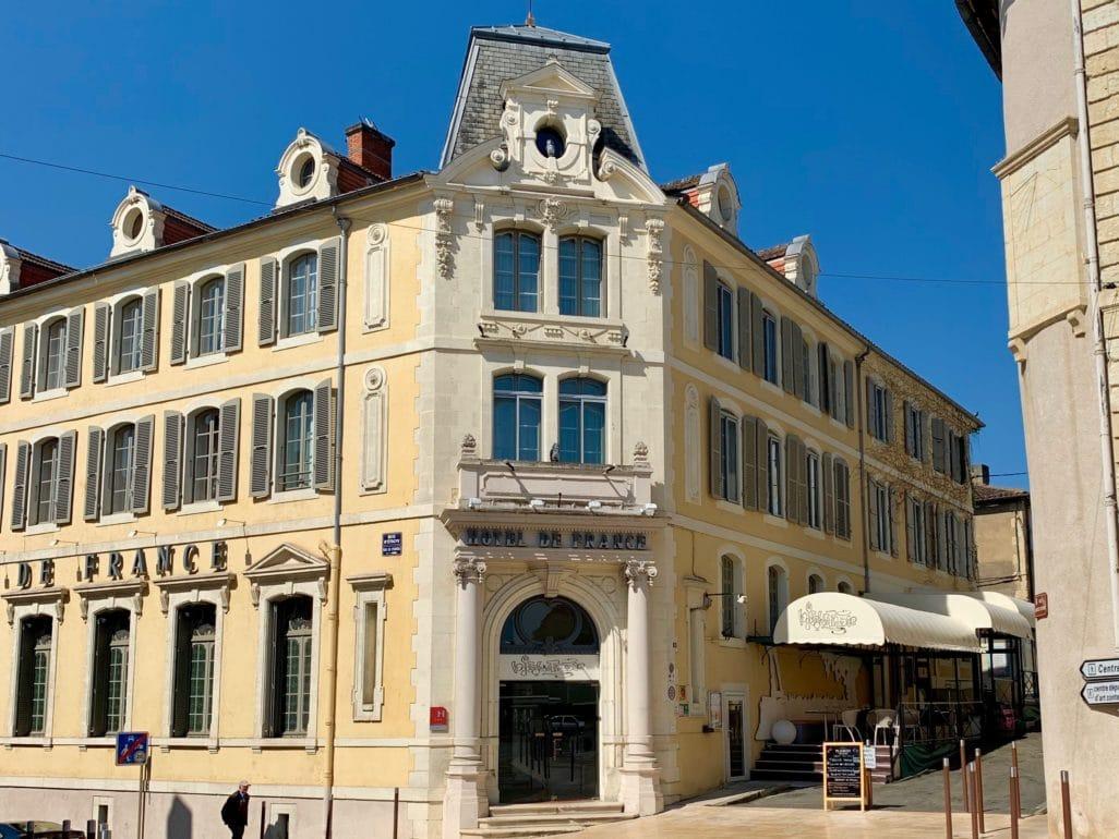 Hôtel de France Auch