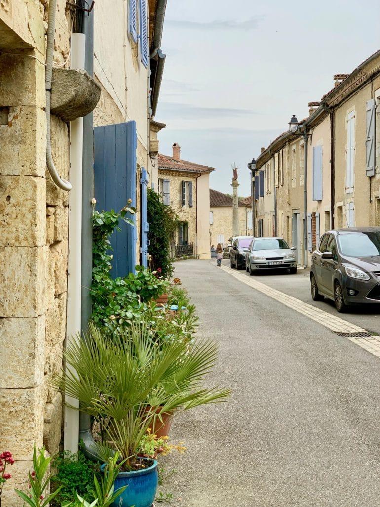 Village de Lavardens
