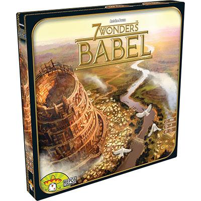 7 Wonders Babel – Cover 1