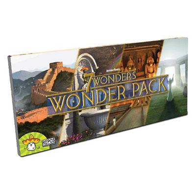 7 Wonders Wonder Pack – Expansion