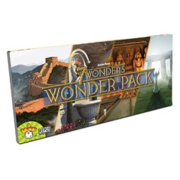 7 Wonders Wonder Pack - Expansion