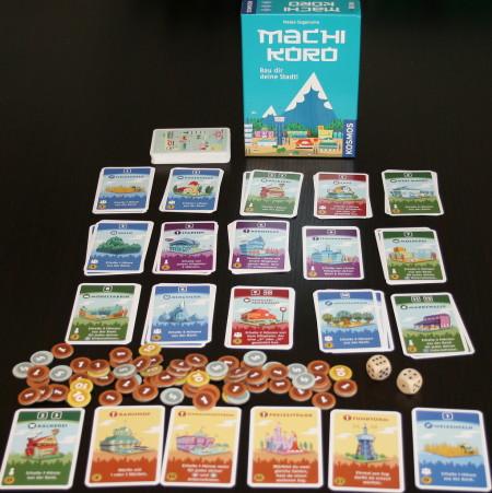 Machi Koro – Overview
