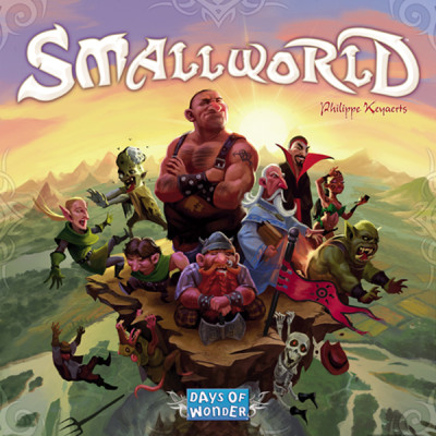 Small World – Cover