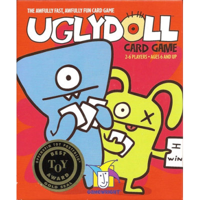 Uglydoll-Official Cover