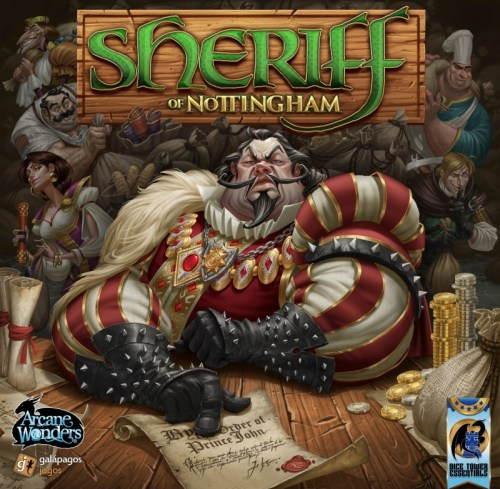 Sheriff – Cover