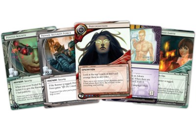 Android Netrunner – Cards