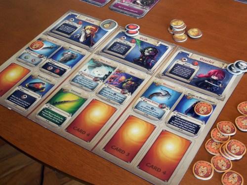 Arcadia Quest – Cards