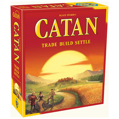 Catan 5th Edition - Cover