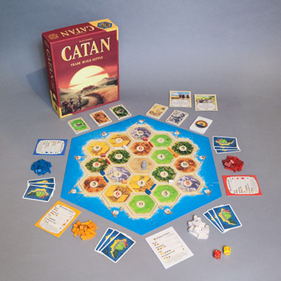 Catan 5th Edition – Overview