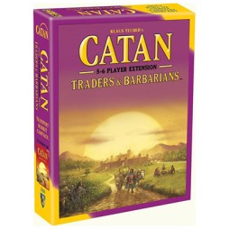 Catan Barbarians and Traders 5-6 Players - Cover