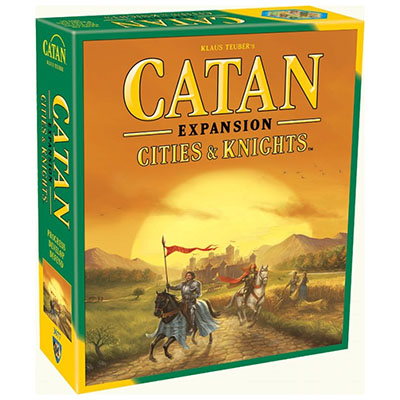 Catan Cities and Knights – Cover
