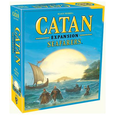 Catan Seafarers - Cover
