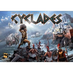 Cyclades - Cover