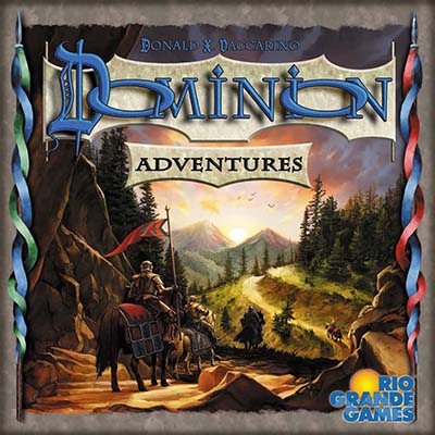 Dominion Adventure - Cover alt