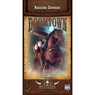 Doomtown Reloaded Double Dealin – Cover