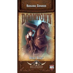Doomtown Reloaded Double Dealin - Cover