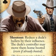 Doomtown Reloaded New Town, New Rules - Make the Smart Choice