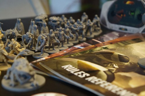 Imperial Assault – Parts