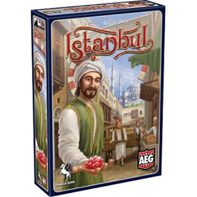 Istanbul - Cover