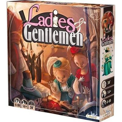 Ladies and Gentlemen - Cover