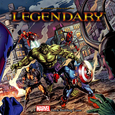 Legendary - Cover