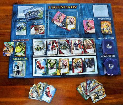 Legendary – Overview