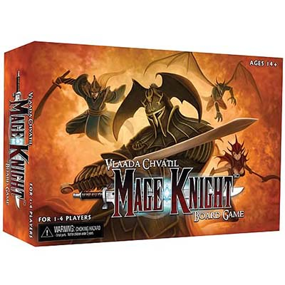 Mage Knight – Cover