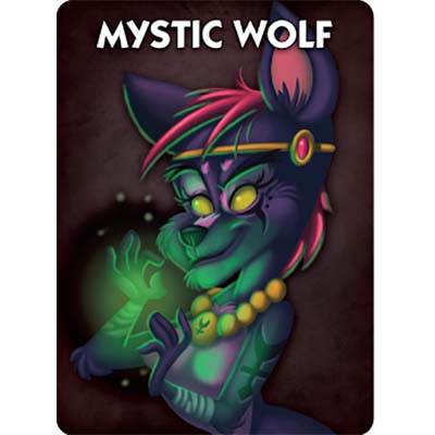 One Night Ultimate Werewolf Daybreak – Mystic Wolf