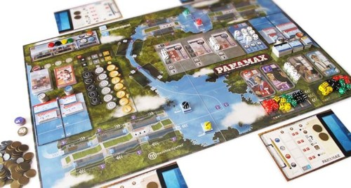 Panamax – Board