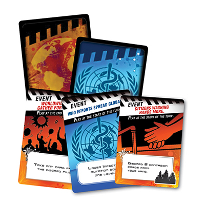 Pandemic Contagion – Cards
