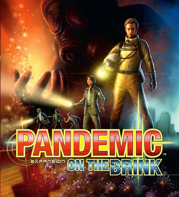 Pandemic on the brink - Cover