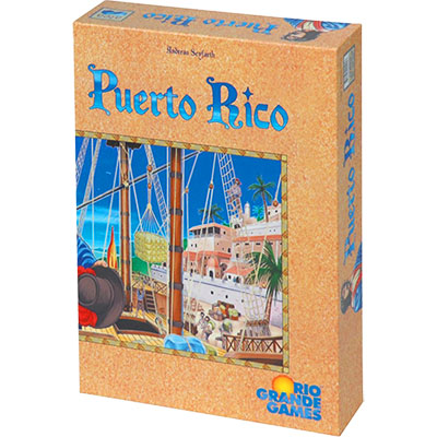 Puerto Rico - Full Cover