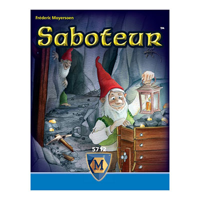 Saboteur - Cover