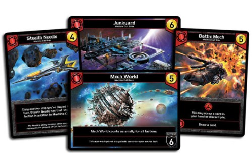 Star Realms – More Cards