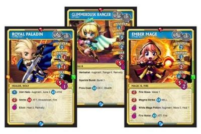 Super Dungeon Explore – Cards