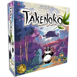 Takenoko - Cover