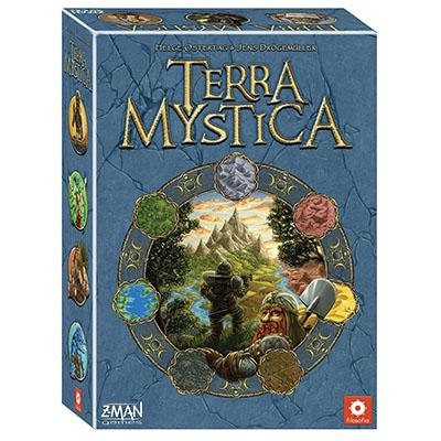 Terra Mystica - Full Cover