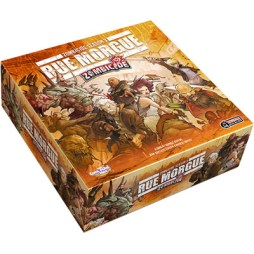 Zombicide 3 - Cover
