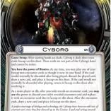 Cosmic Encounter Cosmic Alliance - Cyborg
