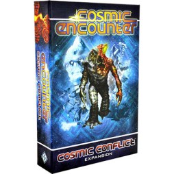 Cosmic Encounter Cosmic Conflict Expansion - Cover