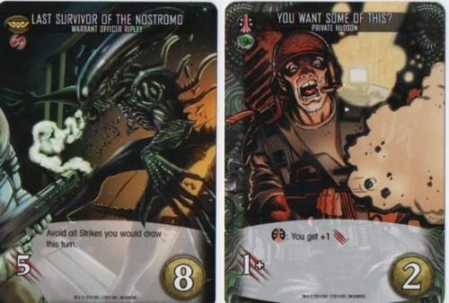 Legendary Encounters – Cards