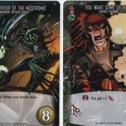 Legendary Encounters - Cards