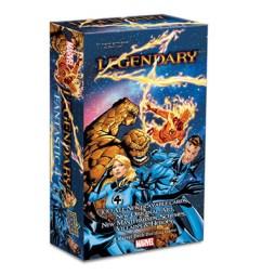Legendary Fantastic Four - Cover