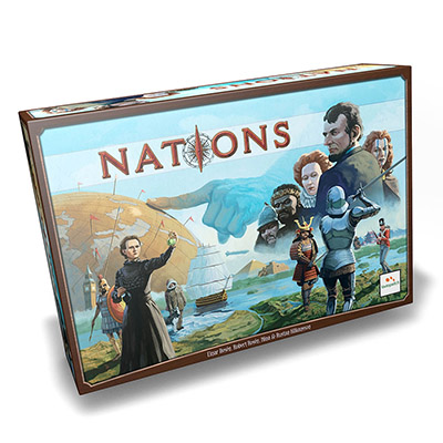 Nations – Cover
