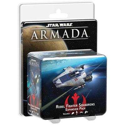 Armada Rebel Fighter - Cover